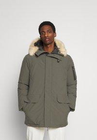 Schott - NELSON - Winter coat - kaki - 0