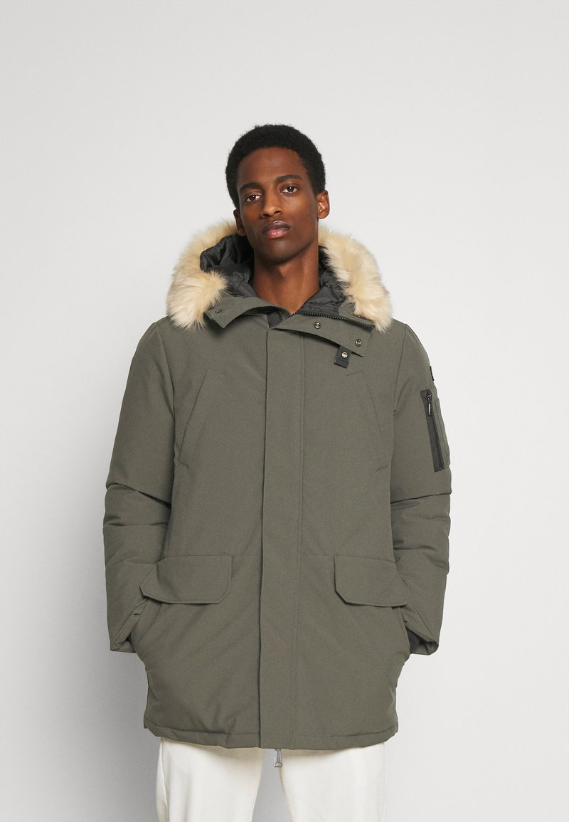 Schott - NELSON - Winter coat - kaki