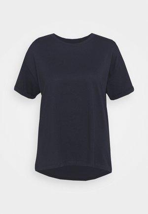 CORE  - Camiseta básica - navy