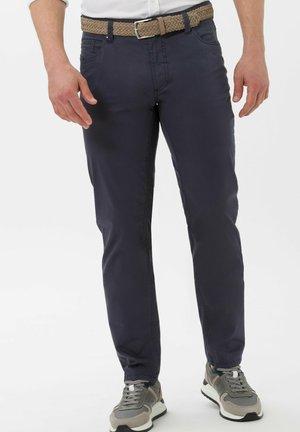 LUKE - Pantalon classique - blue