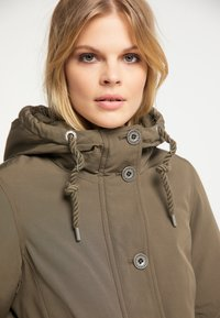 DreiMaster - Winter coat - militär oliv - 3