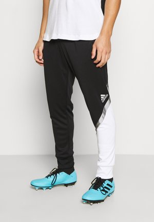 TANGO SPORTS FOOTBALL PANTS - Tracksuit bottoms - black/white