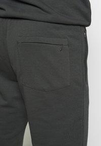 adidas Performance - DEUTSCHLAND DFB SSP SWEATPANT - National team wear - carbon - 4