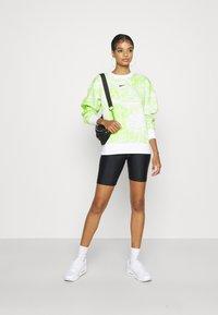 Nike Sportswear - Sudadera - white/light lemon - 1