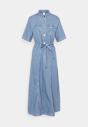 GRACE - Maxi dress - denim blue
