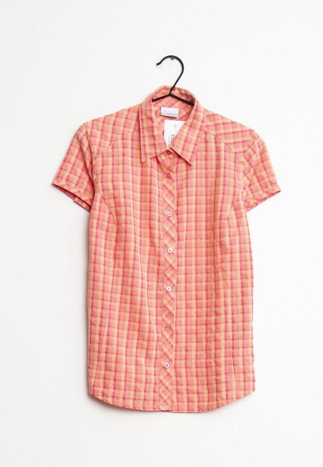 Overhemdblouse - orange