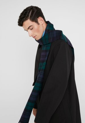 CASHMERE SCARF - Scarf - black watch