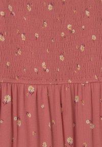 Abercrombie & Fitch - MIDI - Day dress - rust - 2