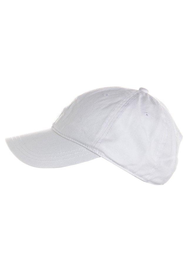 LOGO - Cap - white