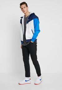 Nike Sportswear - Summer jacket - summit white/midnight navy/battle blue - 1