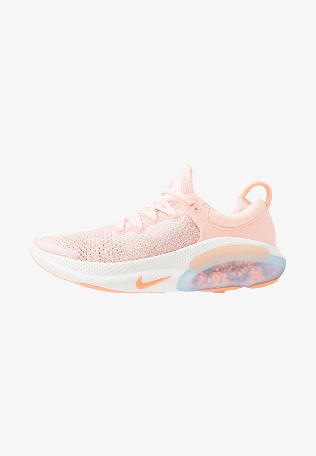 JOYRIDE RUN - Neutral running shoes - sunset tint/orange pulse/pink quartz/crimson tint/sail