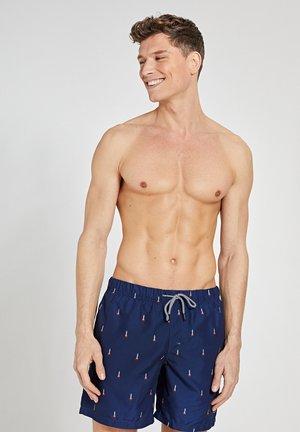 ROCKET - Swimming shorts - dark navy