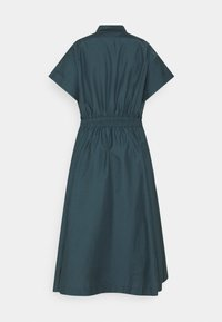 Paul Smith - WOMENS DRESS - Shirt dress - petrol