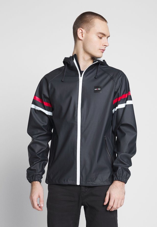 RAIN JACKET - Veste imperméable - navy