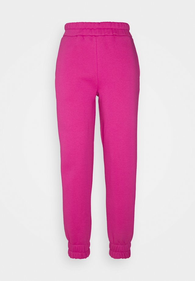 Tracksuit bottoms - phlox