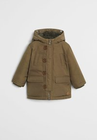 Mango - JORDAN - Winter jacket - khaki - 3