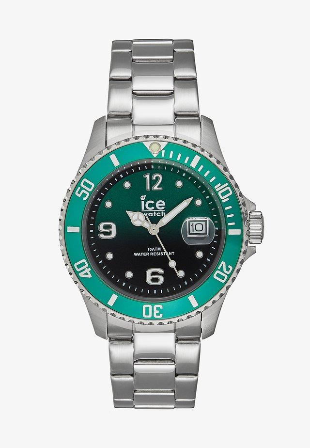 Horloge - green