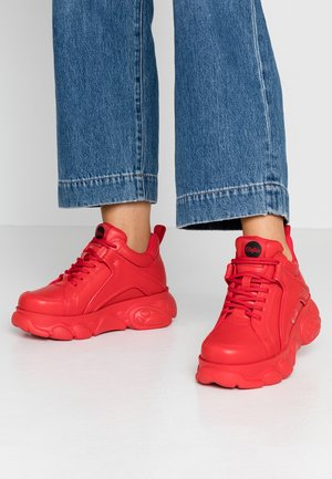 CORIN - Sneakers basse - red