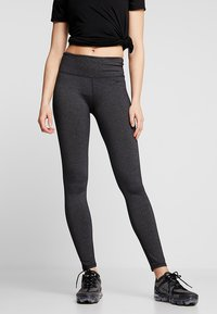 Cotton On Body - ACTIVE CORE - Legging - charcoal marle - 0