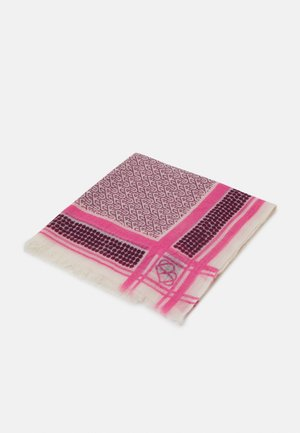 BESQUA MINI MILL SCARF - Skjerf - bubblegum