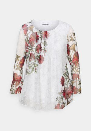 SHEILA - Blouse - white