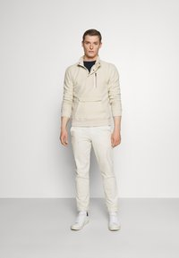 Petrol Industries - Fleece jumper - antik white - 1