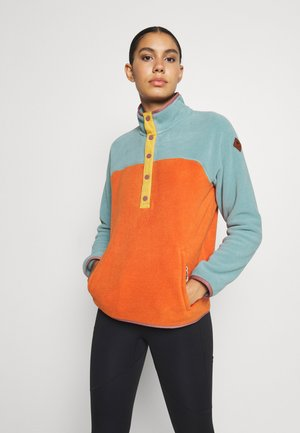 HEARTH - Fleecepullover - light blue