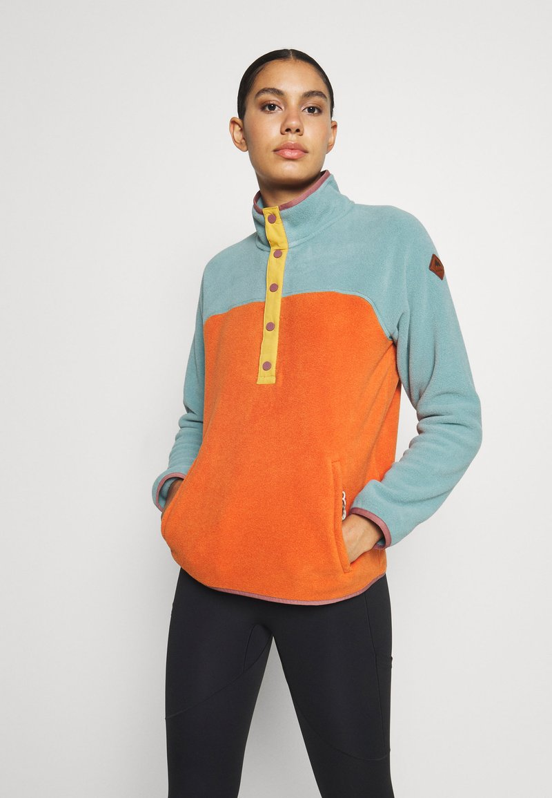 Burton - HEARTH - Fleecepullover - light blue