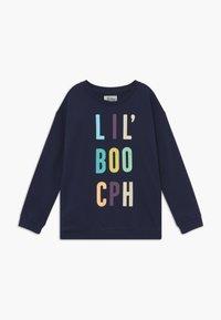 Lil'Boo - COLOUR POP - Sweatshirt - navy - 0