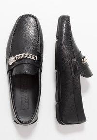 Versace Collection - Mokasíny - black - 1