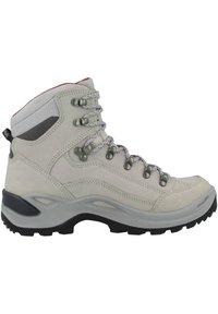 Lowa - Hiking shoes - grau-rot (320945-9034) - 4