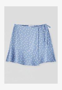 PULL&BEAR - A-line skirt - dark grey - 6