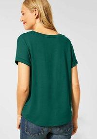 Street One - T-shirt basic - grün - 1