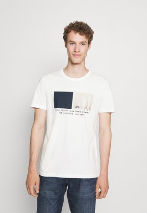 FOTOPRINT - T-shirt print - white