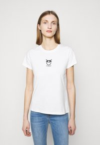 Pinko - BUSSOLANO  - T-shirt imprimé - white - 0