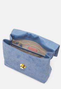 Coccinelle - LIYA - Handbag - blue - 3