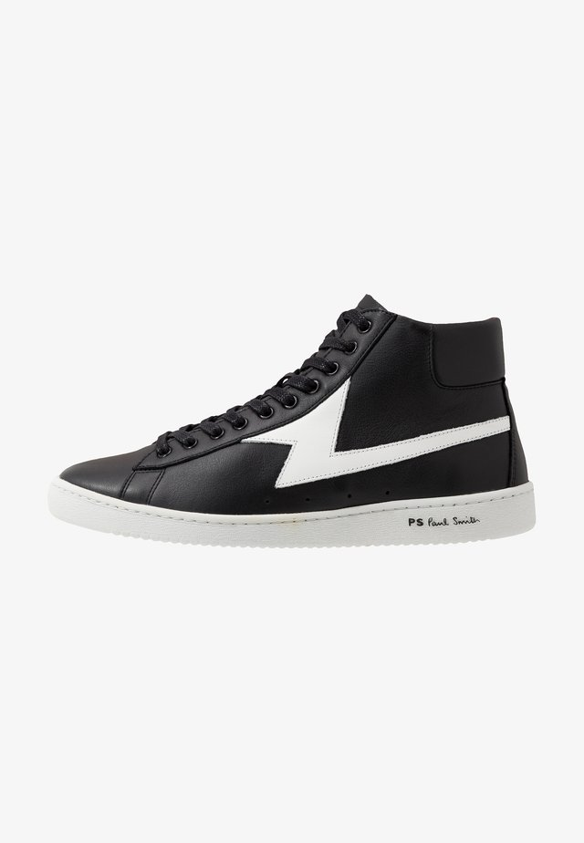 ZAG - High-top trainers - black