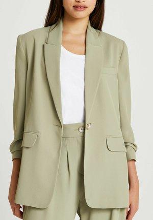 OVERSIZED - Short coat - khaki