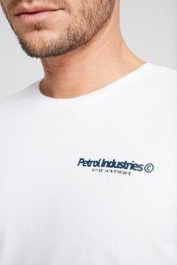 Petrol Industries - Camiseta estampada - bright white - 5