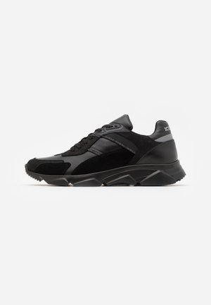 CITY RUN - Trainers - urban black