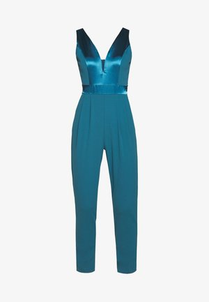 BAND - Tuta jumpsuit - teal