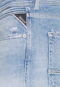 Replay - JOHNFRUS ARCHIVIO - Jeans slim fit - light blue - 2