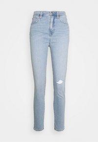 GAP - SKINNY ARNEY - Jeans Skinny Fit - bleached down - 0