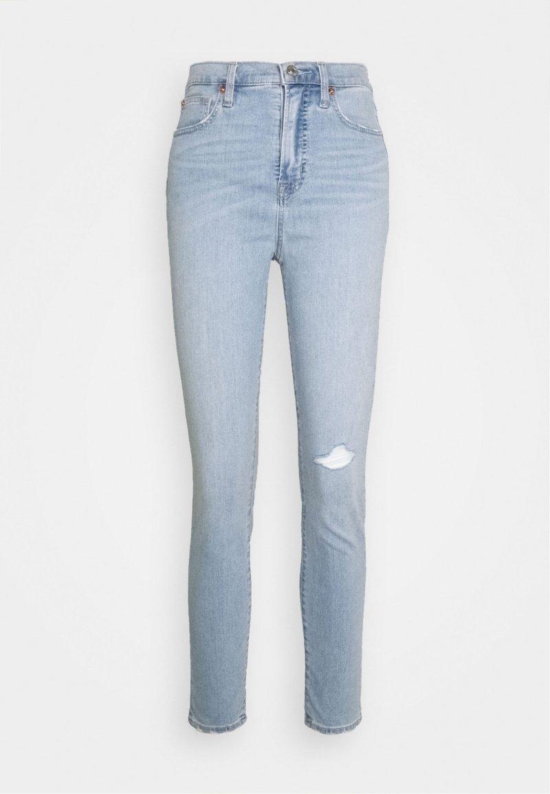 GAP - SKINNY ARNEY - Jeans Skinny Fit - bleached down