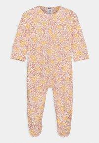 Cotton On - LONG SLEEVE ZIP ROMPER 2 PACK  - Pyjama - multicolor - 2