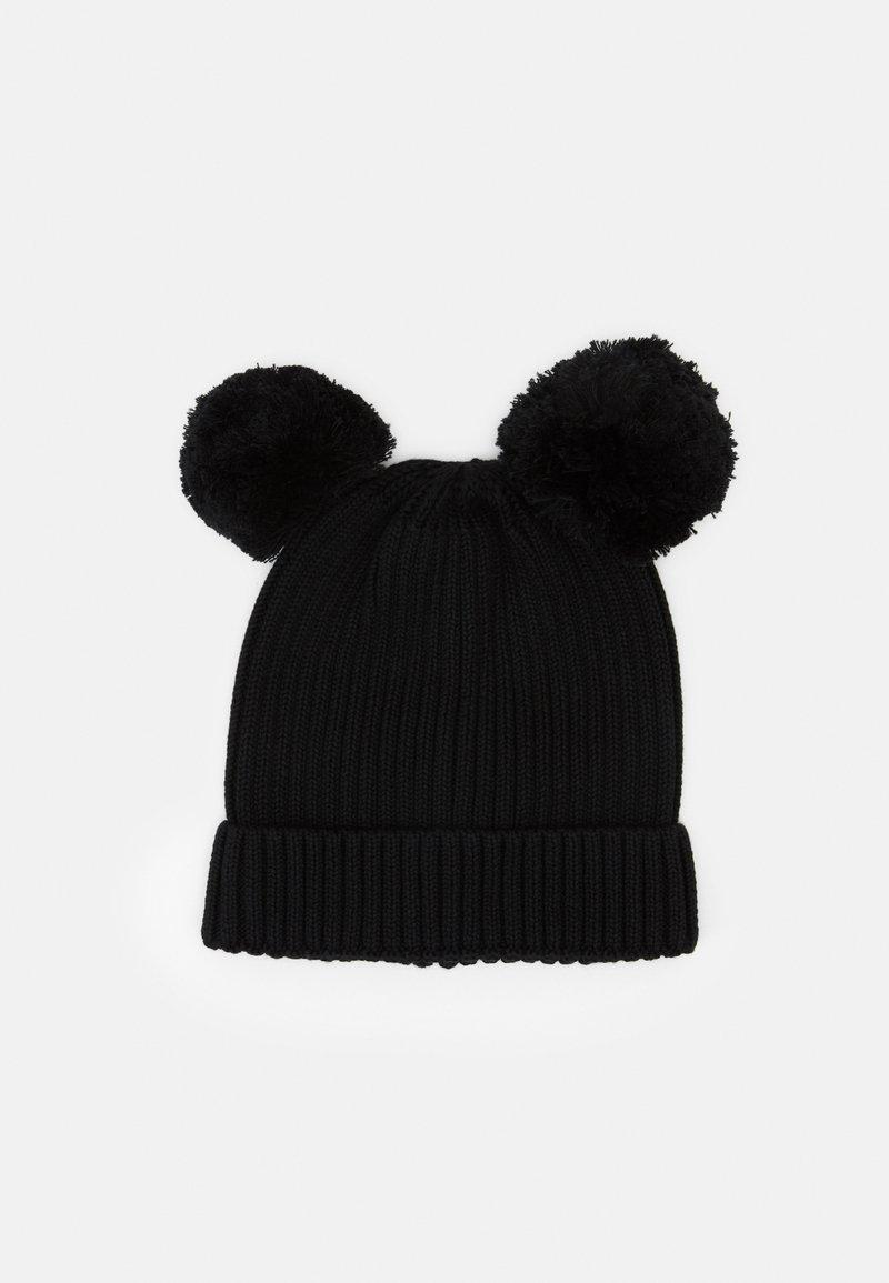 Mini Rodini - EAR HAT UNISEX - Gorro - black