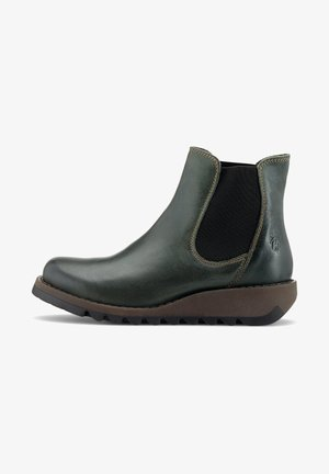 SALV - Classic ankle boots - khaki