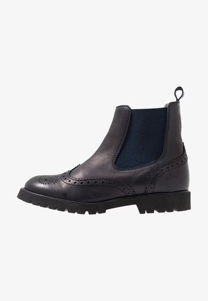 Winter boots - cathay blue