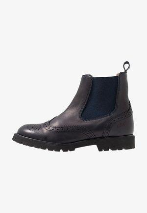 Zimní obuv - cathay blue