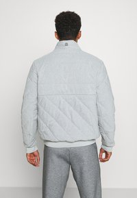 LNDR - JACKET - Training jacket - light grey marl - 2